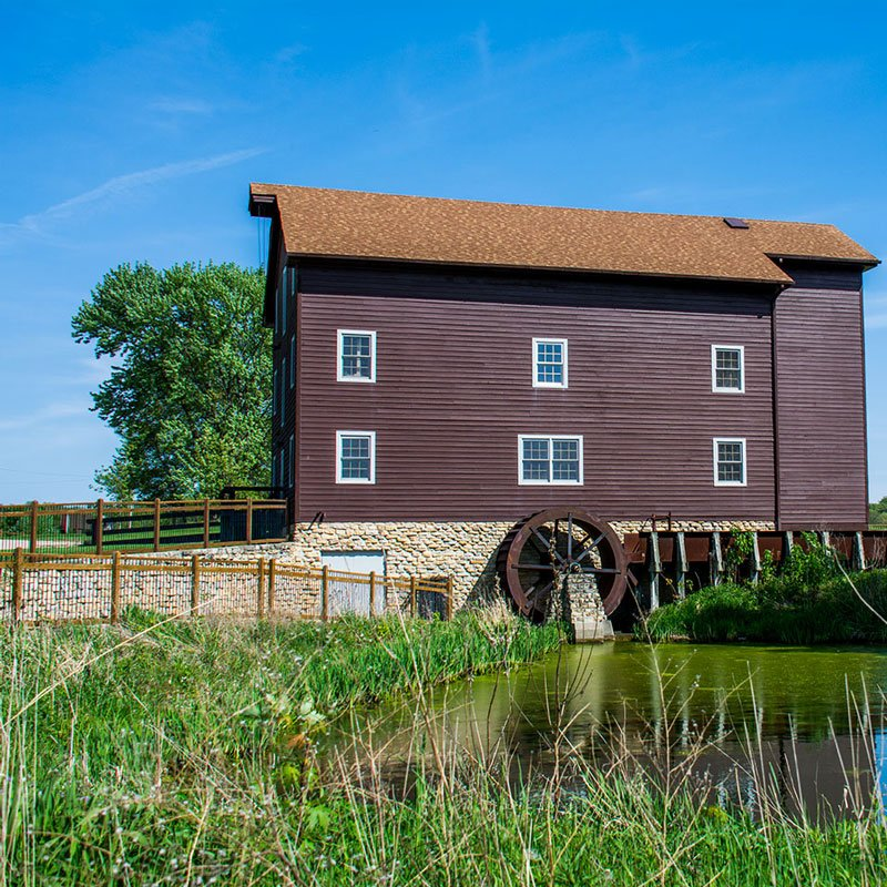 Franklin Creek Grist Mill