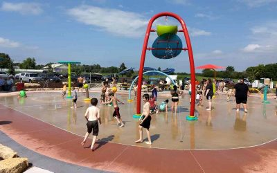 Water Wonderland Splash Pad